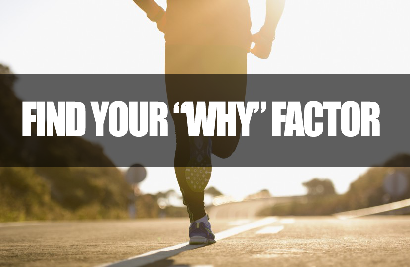 find your why factor
